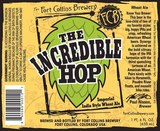 Fort Collins The Incredible Hop India Style Wheat Ale beer