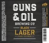 Guns And Oil Black Lager Beer