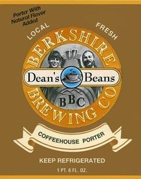 Berkshire Coffeehouse Porter Beer