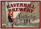 Haverhill Leatherlips IPA beer