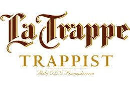 La Trappe Witte Trappist beer Label Full Size