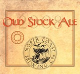 North Coast Old Stock Ale Beer