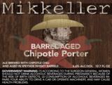 Mikkeller Chipotle Porter Barrel Aged beer