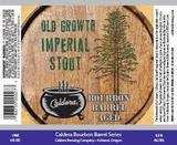 Caldera Bourbon Aged Old Growth Beer