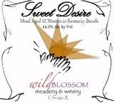 Wild Blossom Sweet Desire Mead beer