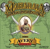 Avery The Maharaja Beer