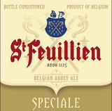 St. Feuillien Speciale beer