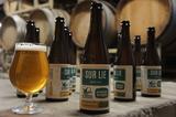 Newburgh Sur Lie beer