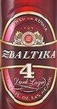 Baltika 4 Dark Lager beer