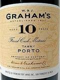 Graham's 10 Year Old Tawny Port wine