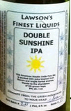 Lawson's Finest Liquids Double Sunshine IPA beer