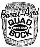 Heartland Quad Bock Barrel Aged 2010 beer