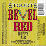 Stoudt's Revel Red Beer
