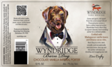 Wyndridge Farm Barn Dog Porter Nitro Beer