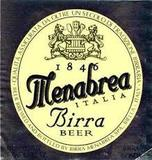 Menabrea Ambratta beer