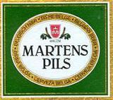 Martens Pils beer