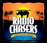 Lost Rhino Rhino Chasers Pils beer