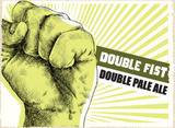 Revolution Double Fist Double Pale Ale beer
