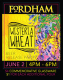 Fordham Wisteria Wheat beer