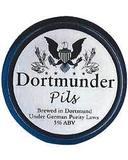 Dortmunder Pilsner beer