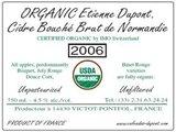 Etienne Dupont Cidre Bouche Brut de Normandie Beer