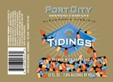 Port City Tidings Ale Beer