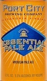 Port City Essential Pale Ale beer