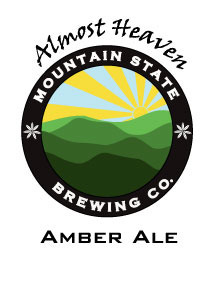 Mountain State Almost Heaven Amber Ale Beer