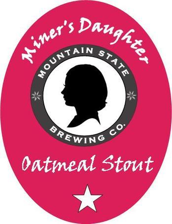 Mountain State Miner's Daughter Oatmeal Stout Beer