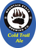 Mountain State Cold Trail Ale beer