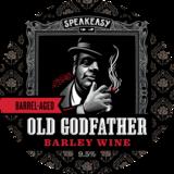 Speakeasy Barrel-Aged Old Godfather Barley Wine beer