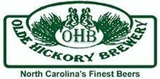 Olde Hickory Lindley Park beer