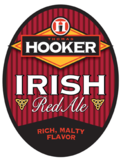 Thomas Hooker Irish Red beer