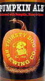 Thirsty Dog Spiced Pumpkin Ale beer