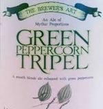 Brewer's Art Green Peppercorn Tripel Beer