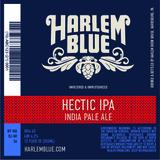Harlem Blue Hectic IPA beer