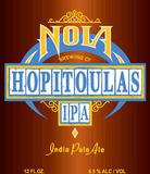 NOLA Hopitoulas IPA beer