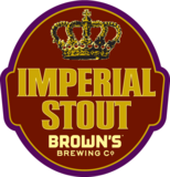 Brown's Imperial Stout beer