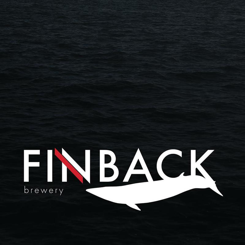 Finback BQE Stout beer Label Full Size