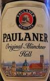 Paulaner Original Munchner Hell beer