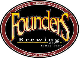 Founders Oatmeal Stout beer Label Full Size