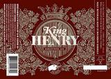 Goose Island King Henry beer