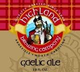 Highland Gaelic Ale Beer