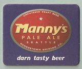 Georgetown Manny's Pale Ale Beer