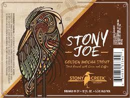 Stony Creek Stony Joe beer Label Full Size