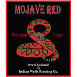 Indian Wells Mojave Red Beer