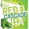 Sam Adams Rebel Cascade IPA beer Label Full Size