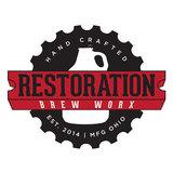 Restoration Brew Works Gorilla Stout beer