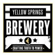 Yellow Springs Night Saison With Raspberries beer Label Full Size
