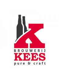 Brouwerij Kees! Peated Imperial Stout beer Label Full Size